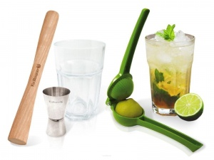 Zestaw do Mojito i Caipirinha Set marki Vin Bouquet FIK 018 SET