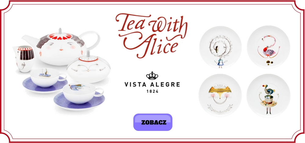 Vista Alegre Tea With Alice